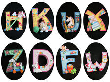 Mary Engelbreit Alphabet Letters Ceramic Collectible ~ Choose the ones you want