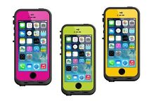 Lifeproof Fre Waterproof Scratch-Resistant Protective Case - Apple iPhone 5/5s