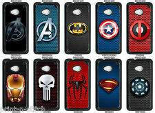 Marvel Avengers Phone Case, HTC One M7, M8, M9 Mini 2, One X, One S, XL, 816