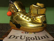 EWING ATHLETICS X PACKER SHOES 33 HI ALOYSIUS 7-15 GOLD. FAME AND WAR TEYANA
