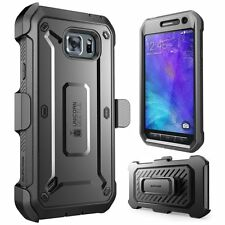 Samsung Galaxy S6 Active Case Cover with Screen Protector Supcase Belt Holster