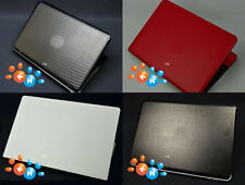KH Special Laptop carbon leather skin cover Protector for DELL Vostro V131