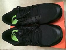 Nike Free 5.0+ (Color: Black/Anthracite) - In Various Sizes