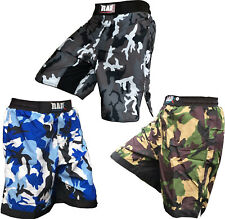2Fit MMA Fight Shorts Grappling Short Kick Boxing Cage Fighting Shorts CAMO New