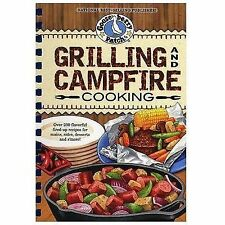 GOOSEBERRY PATCH GRILLING AND CAMPFIRE COOKING COOKBOOK, NEW & SEALED