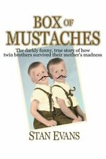 Box Of Mustaches: The darkly funny, true story of how twin brothers survived the