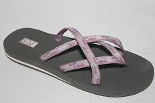 Teva Olowahu Thong Sandals Mush Footbed Womens Model 6840 New NIB