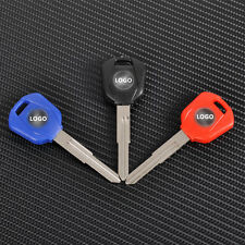 1 pcs Blank blade uncut motorcycle Key for Honda