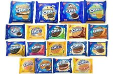 CHOOSE OREO Cookie VARIETY S'mores LIMITED EDITION Cotton Candy OREOS Smores