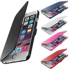 Ultra Slim Magnetic Flip Leather Case Cover for Apple iPhone 6 & 6 Plus iPhone