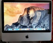 "Apple iMac A1224 Core 2 Duo 2,66 GHz, 4 GB di RAM, 1TB Harddrive, 20 ""."