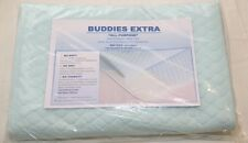 Buddies Extra Absorbent Bed Pad/Mattress Protector Perfect for Incontinent Needs