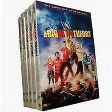 The Big Bang Theory: Seasons 1-6 BRAND NEW 1-2-3-4-5-6!! MUST SELL FAST,LOW PR!