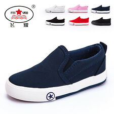 New Autumn Children Sneakers Boys Girls Canvas Shoes Kid Casual Shoes Size 25-37