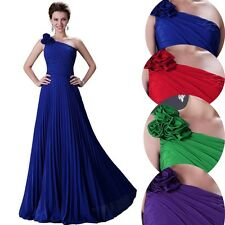 CLEARANCE~ PLUS SIZE Long Graduation Gowns Prom Evening Party Bridesmaid Dress