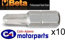 Beta bit for Tri-Wing® head screws - 4 - 861TRW x10