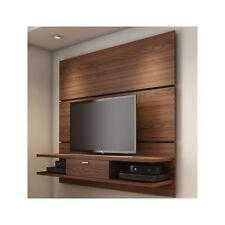 Entertainment Center Wooden Wall Unit Tv Stand Living Room Furniture Bedroom