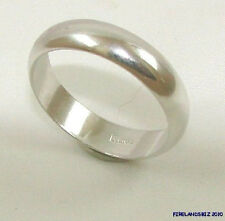 5MM Sterling Silver Wedding Band Ring 925 Sterling Silver
