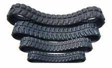 Pair of Rubber Tracks Suitable for a Case CK13 CK15 Digger Excavator 230x96x30
