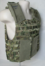 British Army MK4 MTP Camo Osprey Body Armour Cover Various Sizes Grade 1 Surplus
