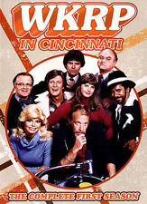 Wkrp In Cincinnati: Season One DVD  Brand new but not sealed.