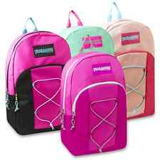 Trailmaker 17 Inch Bungee Backpack 4 COLORS GIRLS