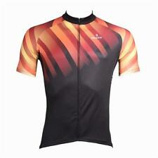 Paladin New Mens Cycling Jersey Top Bike Bicycle Slim Clothing Shirt S-4XL #218