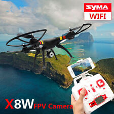 Wifi FPV Real-Time Syma X8W RC Quadcopter Drone 2.4G Helicopter With HD Camera