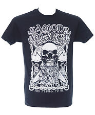 AMON AMARTH - BEARDED SKULL - Official Licensed T-Shirt - New M L XL