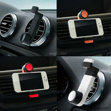 Universal Car Air Vent Mount Stand Holder For Mobile Phone iPhone 5 5s 6/6 Plus