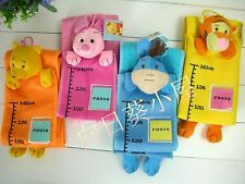 New Winnie the Pooh & His Friends Vinyl height chart ruler 6 photos
