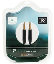 "Powerwerks PW10G Artist Series 10"" Instrument Cable $"