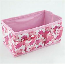 Fashion Folding Multifunction Makeup Cosmetic Storage Box Container  Jewelry bag