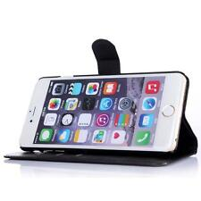 Leather Case for iPhone 6 & 6s - 4.7 - Wallet Case Cover Pouch - Free Shipping