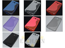 Multi Color S-Types TPU Gel CASE Cover For Samsung Galaxy Core 2 SM-G355H