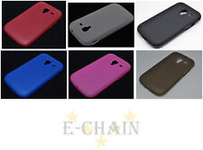Multi Color Matting TPU Gel CASE Cover For Samsung Galaxy Ace 2 I8160