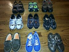 Toddler Boys Size 10 Asst. Styles Sandals/Shoes/WorkBoots NWT Prices Vary