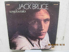 LP: 1969 Jack Bruce Solo Cream Songs For A Tailor w/Insert EX Vinyl CLEAN TESTED