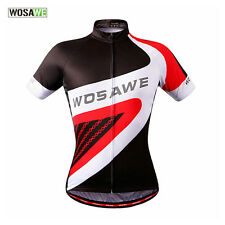 Hot Sale Men Cycling Jersey Bicycle Clothing Short Sleeves Shirt Top S-2XL New