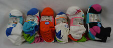 Burlington Perfect Women's Comfort Cushioned No Show or Liner Socks Multi 6 Pair