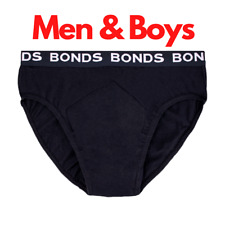 Boys and Mens incontinence pant underwear brief with incontinence pad, washable