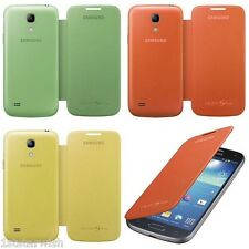 Genuine Samsung Flip Cover Case For Galaxy S4 Mini i9195T Telstra Vodafone