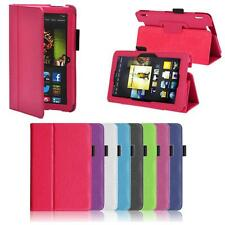 Fashion Leather Folio Stand Cover Case For Amazon Kindle Fire HD 7 Inch (2013)