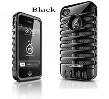 New Shock Proof MUSOBO Design Hard Case Cover For iPhone 4 4G 4S 10 colors