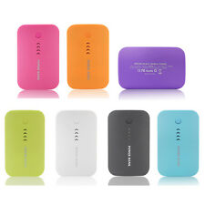12000mAh Portable Power Bank 2USB External Battery Charger For Cell Phone Mobile