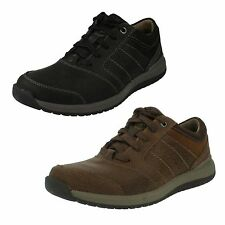 Mens RYLEY STREET Leather lace up shoe G FiT By Clarks SALE NOW £49.99