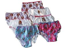 Princess Sofia DISNEY Girls Panties Briefs 7-pack Sizes 2T/3T-4T ADORABLE! NEW!