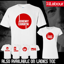 VOTE JEREMY CORBYN LABOUR LEADERSHIP ELECTION CAMPAIGN T SHIRTS