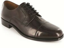 Florsheim Broxton Mens Burgundy Leather Dress Lace Up Comfort Trendy Oxford Shoe