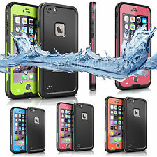 Redpepper Heavy Duty Waterproof Shockproof Case Cover For iPhone 6 6S 4.7 & Plus